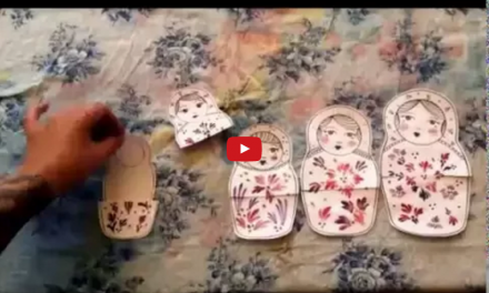 Painted Dolls – Stop Motion with Music