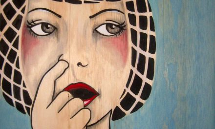 Dream Painting – Nose Pickings