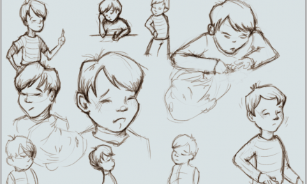 Sketching Ideas For Book Character